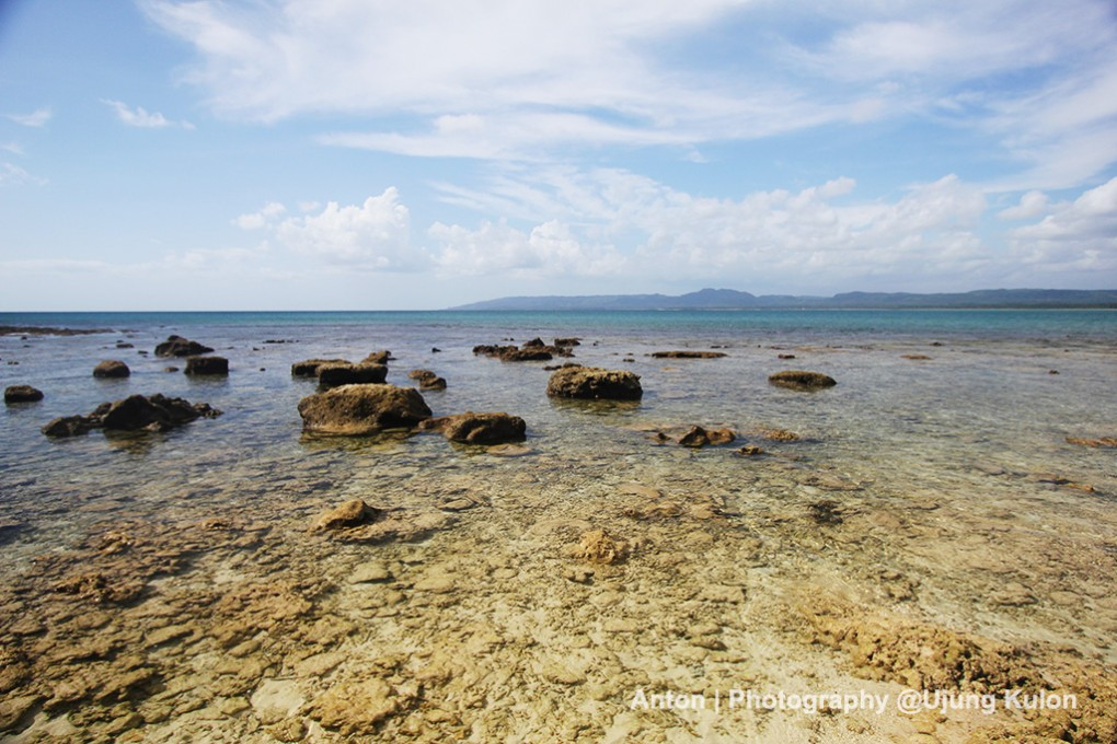 Di Ujung Pulau Peucang - Ujung Kulon