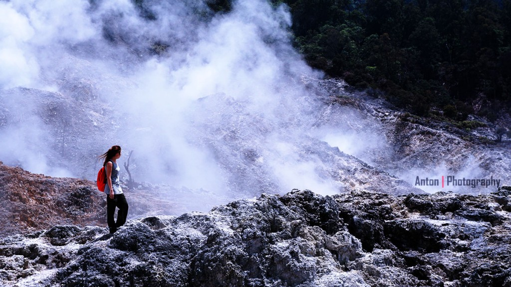 Kawah Ratu, Gunung Salak