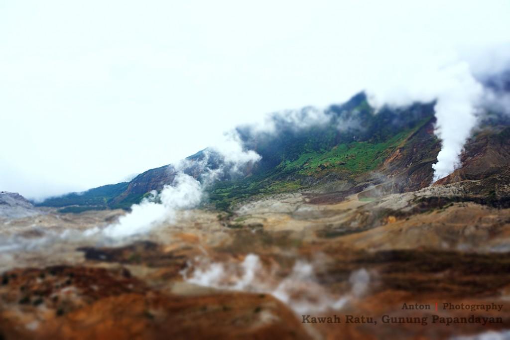 Kawah Ratu Gunung Papandayan