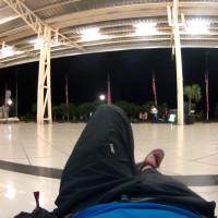 Tips Backpacker di Palu, Sulawesi Tengah : Tidur di Bandara