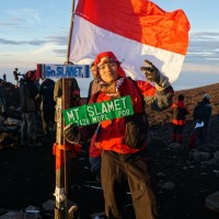 Summit Mount Slamet 3428 Mdpl DONE !